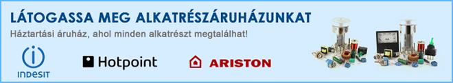 Indesit Hotpoint Ariston Webáruház